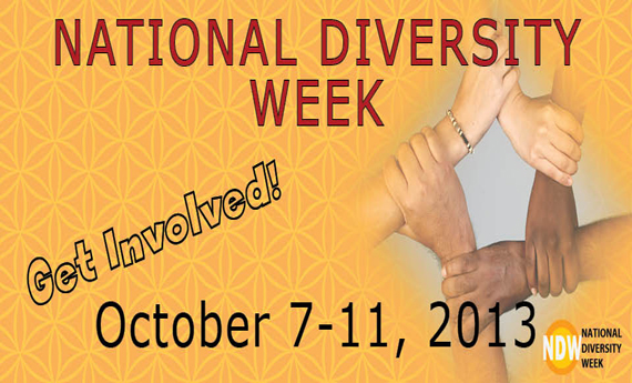 National Diversity Week!